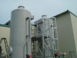 高知県 排ガス処理装置